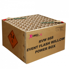 EVENT FLASH WILLOW POWER BOX NO. 1 (nc)